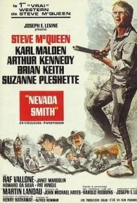 Nevada Smith - Poster / Capa / Cartaz - Oficial 3