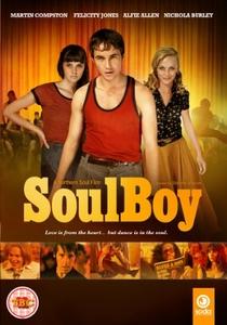 SoulBoy - Poster / Capa / Cartaz - Oficial 1