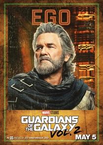 Guardiões da Galáxia Vol. 2 - Poster / Capa / Cartaz - Oficial 9