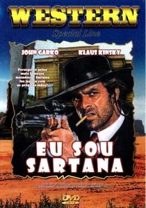 Eu Sou Sartana - Poster / Capa / Cartaz - Oficial 7