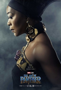 Pantera Negra - Poster / Capa / Cartaz - Oficial 19