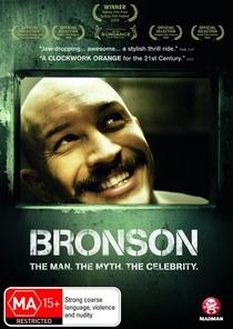 Bronson - Poster / Capa / Cartaz - Oficial 6
