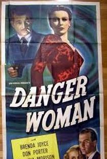 Danger Woman - Poster / Capa / Cartaz - Oficial 2