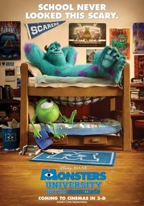 Universidade Monstros - Poster / Capa / Cartaz - Oficial 6