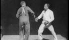 1894 - Glenroy Bros., No. 2 - William K.L. Dickson | Thomas Edison | Brothers Comic Boxing