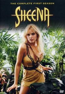 Sheena - Poster / Capa / Cartaz - Oficial 1