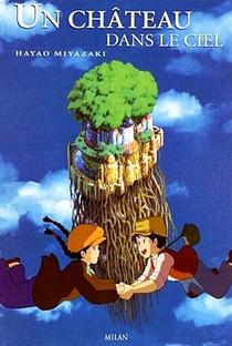O Castelo no Céu - Poster / Capa / Cartaz - Oficial 35
