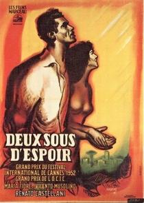 Dois Vinténs De Esperança - Poster / Capa / Cartaz - Oficial 1