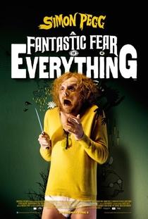 Um Fantástico Medo de Tudo - Poster / Capa / Cartaz - Oficial 1