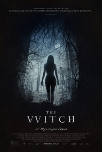 A Bruxa - Poster / Capa / Cartaz - Oficial 3