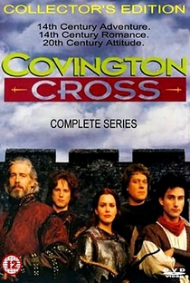 Covington Cross - Poster / Capa / Cartaz - Oficial 2