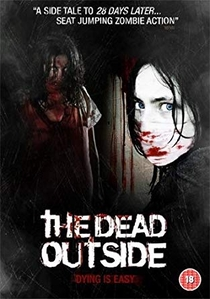 The Dead Outside - Poster / Capa / Cartaz - Oficial 4