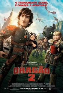 Como Treinar o seu Dragão 2 - Poster / Capa / Cartaz - Oficial 5
