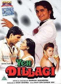 Yeh Dillagi - Poster / Capa / Cartaz - Oficial 1