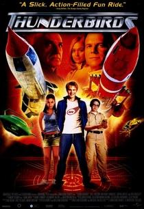 Os Thunderbirds - Poster / Capa / Cartaz - Oficial 2