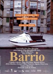 Nos Guetos de Madri - Poster / Capa / Cartaz - Oficial 1