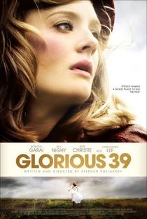 Glorious 39 - Poster / Capa / Cartaz - Oficial 1