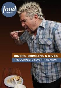 Diners, Drive-Ins and Dives (7ª Temporada) - Poster / Capa / Cartaz - Oficial 1