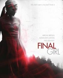 Final Girl - Poster / Capa / Cartaz - Oficial 3