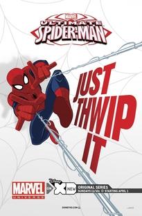 Ultimate Homem-Aranha (1ª Temporada) - Poster / Capa / Cartaz - Oficial 1
