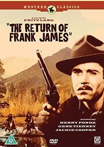 O Retorno de Frank James - Poster / Capa / Cartaz - Oficial 3