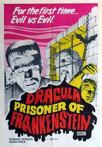 Dracula: Prisoner of Frankenstein - Poster / Capa / Cartaz - Oficial 3