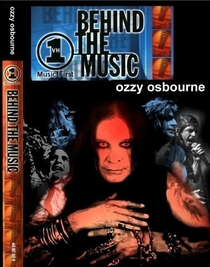 Behind The Music - Ozzy Osbourne - Poster / Capa / Cartaz - Oficial 1