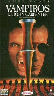 Vampiros de John Carpenter - Poster / Capa / Cartaz - Oficial 3