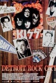 Detroit a Cidade do Rock - Poster / Capa / Cartaz - Oficial 4