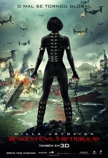 Resident Evil 5: Retribuição - Poster / Capa / Cartaz - Oficial 7