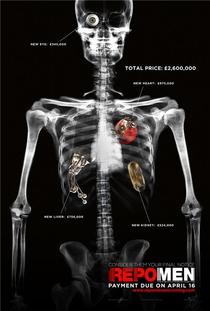 Repo Men: O Resgate de Órgãos - Poster / Capa / Cartaz - Oficial 4