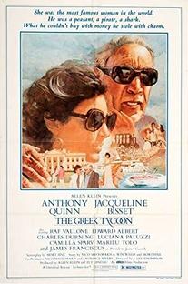 O Magnata Grego - Poster / Capa / Cartaz - Oficial 2