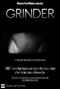 Grinder - Poster / Capa / Cartaz - Oficial 2