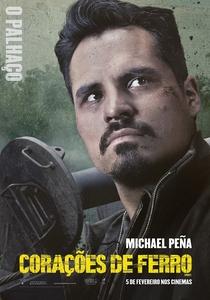 Corações de Ferro - Poster / Capa / Cartaz - Oficial 16