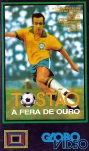 Tostão - A Fera de Ouro - Poster / Capa / Cartaz - Oficial 1