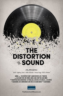 The Distortion of Sound - Poster / Capa / Cartaz - Oficial 1