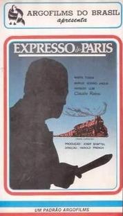 Expresso de Paris - Poster / Capa / Cartaz - Oficial 1