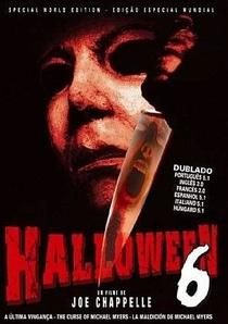 Halloween 6: A Última Vingança - Poster / Capa / Cartaz - Oficial 1