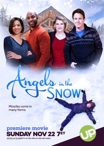 Angels in the Snow - Poster / Capa / Cartaz - Oficial 1