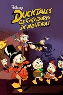 DuckTales  - Os Caçadores de Aventuras (1ª Temporada) - Poster / Capa / Cartaz - Oficial 1