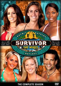 Survivor: One World (24ª Temporada) - Poster / Capa / Cartaz - Oficial 1