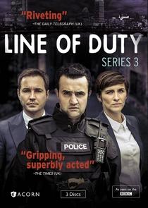 Line of Duty (3º Temporada) - Poster / Capa / Cartaz - Oficial 1