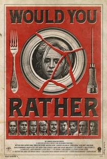 Would You Rather - Poster / Capa / Cartaz - Oficial 4