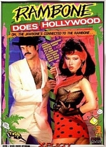 Rambone Arrasa Hollywood - Poster / Capa / Cartaz - Oficial 1