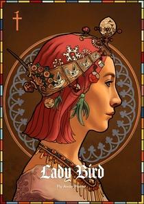 Lady Bird: A Hora de Voar - Poster / Capa / Cartaz - Oficial 6