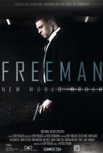 Freeman: New World Order - Poster / Capa / Cartaz - Oficial 1