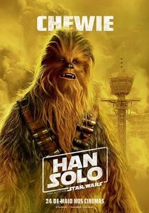Han Solo: Uma História Star Wars - Poster / Capa / Cartaz - Oficial 10
