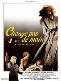 Change Pas De Main - Poster / Capa / Cartaz - Oficial 1