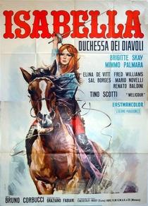 Isabella, Duquesa do Diabo - Poster / Capa / Cartaz - Oficial 1