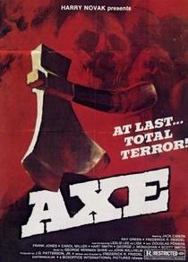 Axe - Poster / Capa / Cartaz - Oficial 2